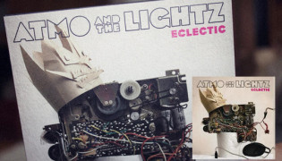 "Atmo & the Lightz – ""Eclectic""<br><h10>Brilliant Tree to release ""Eclectic"" album </10>"