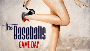 "Slackwax & Baseballs<br><h10>""Game Day"" features 5 productions by Slackwax </h10>"