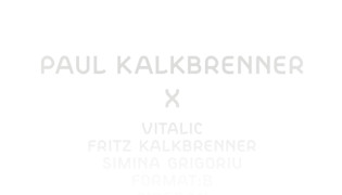 Paul Kalkbrenner X<br><h10>New remix compilation by Paul Kalkbrenner</h10>