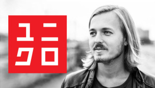 Konstantin Sibold Goes Fashion<br><h10>TV Ad for Uniqlo</10>