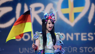 """Ghost"" for Germany!<br><h10>The Eurovision Contest 2016 in Stockholm</10>"