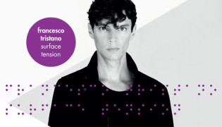 "Francesco Tristano<br><h10>New Album ""Surface Tension""</h10>"