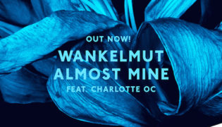 "Wankelmut / New Single<br><h10>""Almost Mine feat. Charlotte OC""</h10>"
