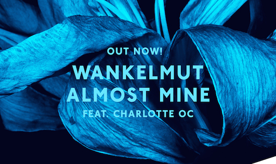 Wankelmut – Almost Mine feat. Charlotte OC