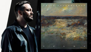 "Fritz Kalkbrenner / New Album<br><h10>""Drown""</h10>"