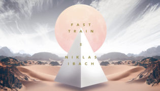"Niklas Ibach / New Single<br><h10>""Fast Train""</h10>"