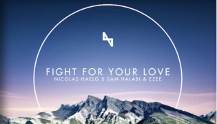 "Nicolas Haelg x EZEE / New Single<br><h10>""Fight For Your Love""</h10>"