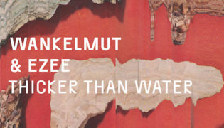 "Wankelmut & EZEE / New Single<br><h10>""Thicker Than Water""</h10>"