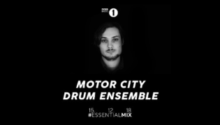 MCDE / New Essential Mix<br><h10>New BBC Radio 1's Essential Mix by Motor City Drum Ensemble</h10>