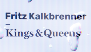 "Fritz Kalkbrenner / New Single<br><h10>""Kings & Queens""</h10>"