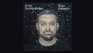 "Fritz Kalkbrenner album enters German album charts at #6<br><h10>""True Colours Out Now""</h10>"