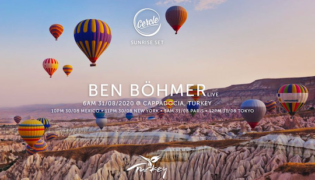 "Ben Böhmer x Cercle<br><h10>""Sunrise Set on a hot air balloon""</h10>"