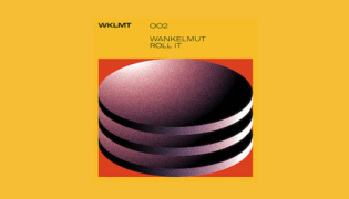 "Wankelmut's second release on WKLMT<br><h10>""Roll It""</h10>"