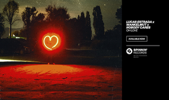 Wankelmut - Oh Love