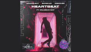 "Wankelmut / New Single<br><h10>""Heartbeat""</h10>"